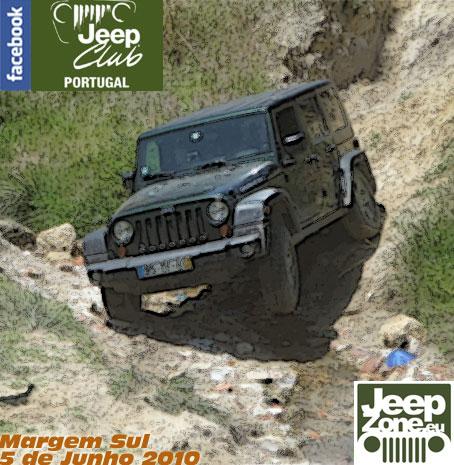 Um pouco de história – I Passeio Jeep Club Portugal