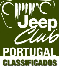 Nova secção de classificados do Jeep Club Portugal