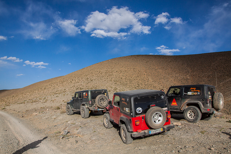 Jeep MarocXperience 2015 – 30 abril a 10 maio