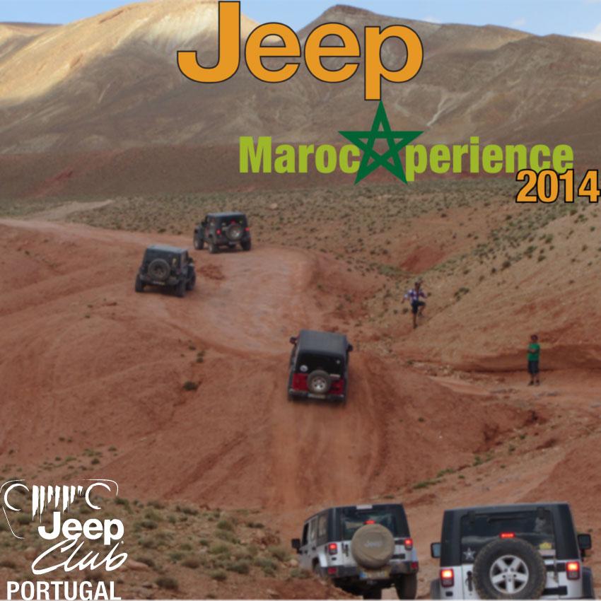 Jeep MarocXperience 2014