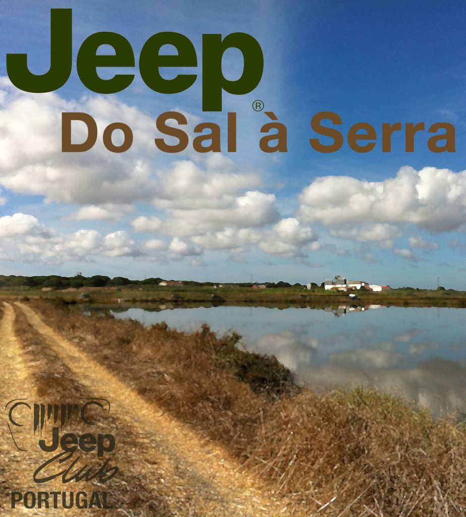 Jeep do Sal à Serra – a reportagem
