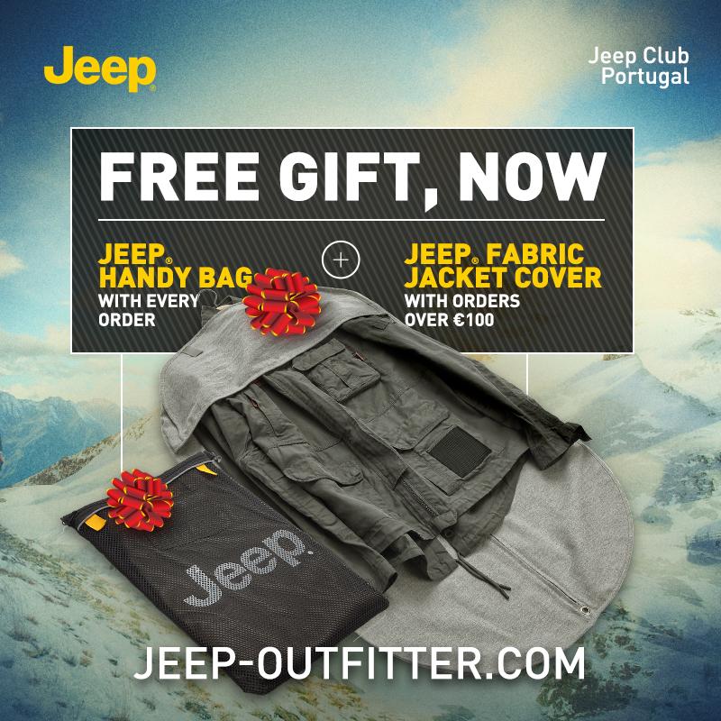 Promoção Jeep-Outfitter
